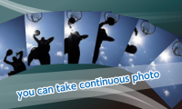 Silent Camera Hi-Speed&Quality APK