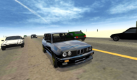 Desert Traffic Racer APK