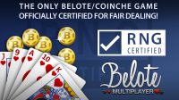 Belote Multiplayer for PC