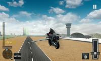 Flying Police Bike Simulator APK