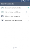 Cool Navigation Bar for PC