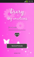 My Diary for PC