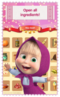Masha Cooking dash and dinner APK