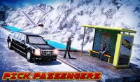Offroad Hill Limo Driving 3D APK
