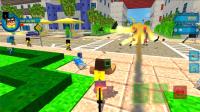 Block City Rampage APK