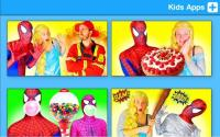 Superhero & Princess for Kids APK